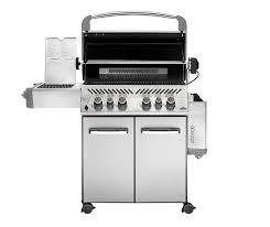 amazon com napoleon grills prestige 500 propane gas grill