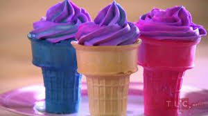 sofia makes ice cream cone cupcakes i cake boss youtube