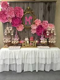 backdrop for baby shower table 10 gorgeous paper flower backdrops catch my party