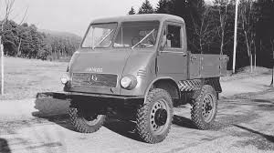 mercedes jeep truck the mercedes unimog turns 70