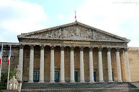 si e de l assembl nationale palais bourbon entdecken