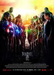 dc vs marvel film gross marvel vs dc theatrical poster by camw1n on deviantart