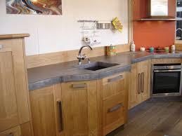plan de travail cuisine en zinc plan de travail cuisine en zinc idée de modèle de cuisine