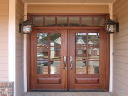 Large Exterior Doors Painting Exterior Doors Door Stair Design