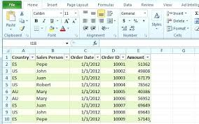 one way data table excel create a data table in excel dynamic data ranges for excel one way