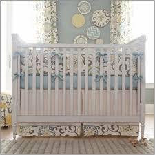 Yellow And Gray Crib Bedding by Gender Neutral Crib Bedding Ideas Creative Ideas Of Baby Cribs