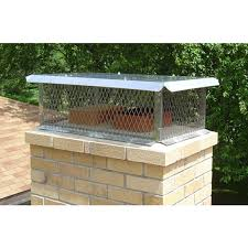 Outdoor Fireplace Caps multi flue chimney caps woodlanddirect com chimney caps u0026 dampers