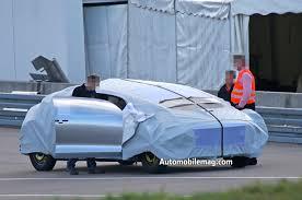 mercedes autonomous car mercedes autonomous car concept spied