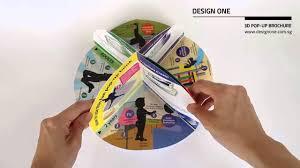 pop up brochure template 3d pop up brochure sales and marketing brochures