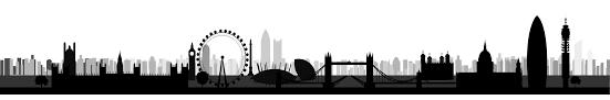 the 25 best london skyline silhouette ideas on pinterest london