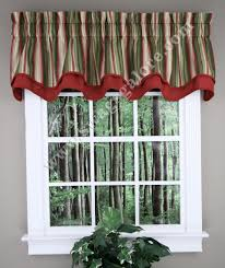 montego stripe bradford valance black ellis kitchen valances