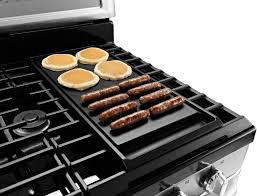 Cooktop With Griddle And Grill Maytag Mgr8880as 30 Inch Freestanding Gas Range With 5 Sealed