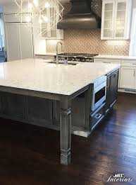5 two tone kitchens