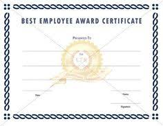 http www certificate template net employee recognition awards
