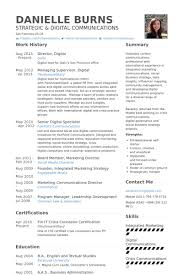 Logistics Specialist Resume Sample by Media Specialist Resume Samples Visualcv Resume Samples Database