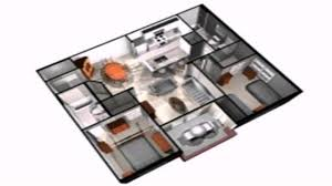 floor plan 800 sq ft apartment youtube