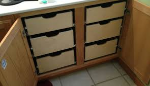 red oak wood natural amesbury door kitchen cabinet pull out