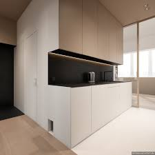 Black And White Kitchen Designs From Mobalpa by 2 Super Simple Homes With Light Wood Panels And Matte Black Accents