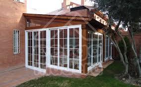 porches acristalados cerramientos para terrazas o porches cerramientos a corua brilliant