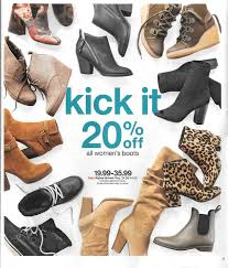 target s boots target ad scans