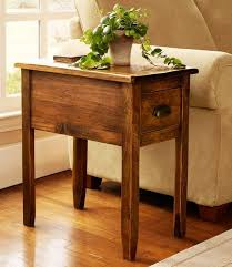 Wood End Table Plans Free by Best 25 Rustic End Tables Ideas On Pinterest Wood End Tables