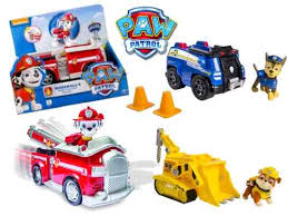 paw patrol veicoli giocheria centocelle