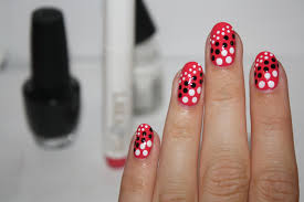 dotting nail art home galeries