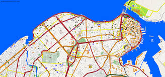 Havana On Map City Maps Havana