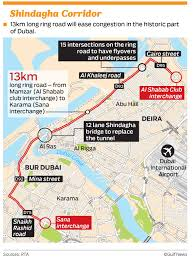 Dubai India Map by Work On Shindagha Bridge To Begin Next Year Gulfnews Com