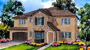 residence 2 bradford floor plan in stafford at greenwood