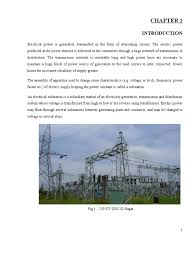 220 kv gss heerapura report electrical substation insulator