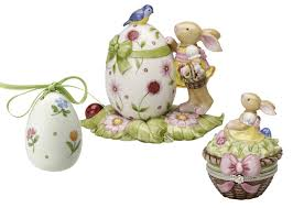 decorating home table for easter villeroy boch