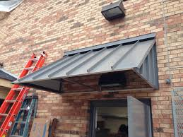 Awnings Cost Applying Metal Awnings Above The Window Kristenkingfreelancing Com