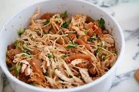 la cuisine de chez moi salade de poulet aux algues picture of la cuisine de chez moi