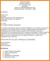 9 letter to professor reporter resume