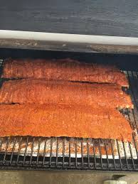 Country Style Ribs On Traeger - how to cook 3 2 1 ribs traeger style recipe snapguide