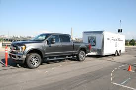 Ford F250 Concept Truck - 2017 ford super duty back up trailer assist goes to work in denver