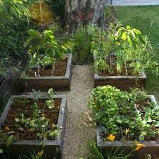 Vegetable Garden Landscaping Ideas Raised Backyard Garden Raised Bed Backyard Gardening