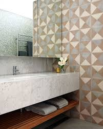Bathroom Tile Wall Ideas by 28 Creative Tile Ideas For The Bath And Beyond Freshome Com