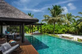 Bedroom Beach Club Bulgaria Best Maldives Resorts Viilas At Anantara Kihavah Maldives
