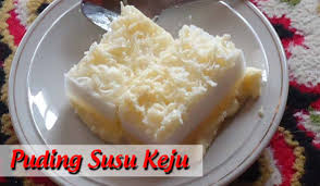 cara membuat puding enak dan murah resep puding susu keju yang enak dan lembut