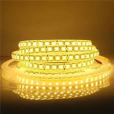 led ribbon upgraded version smd 5054 led light 12v 5 meters 300 600