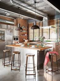 exposed brick 20 breathtaking rooms with exposed brick brit co