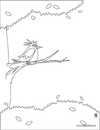 nightingale coloring pages hellokids com