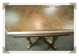 Metal Furniture Finishes Architectural Elements Fabulously Finished