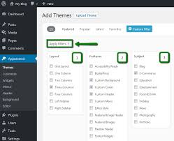 wordpress search layout how to install a new theme for wordpress hosting namecheap com