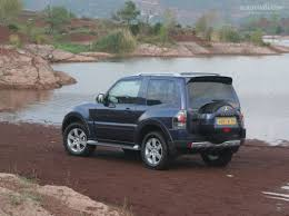 2006 mitsubishi pajero zr related infomation specifications