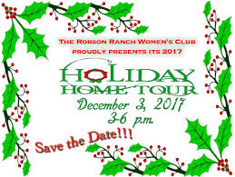 2017 holiday home tour u0026 after party welcome to the robson ranch