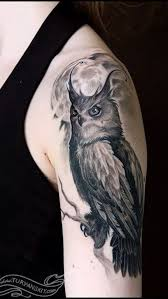 35 attractive owl tattoo ideas for creative juice