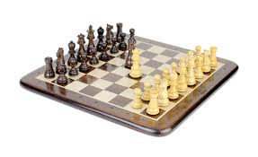 wooden chess set pieces rosewood galaxy staunton king size 3